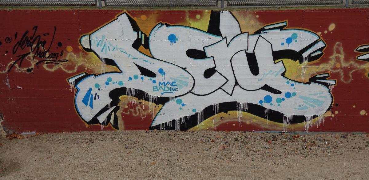 Album - Graffitis Espagne Tom 003
