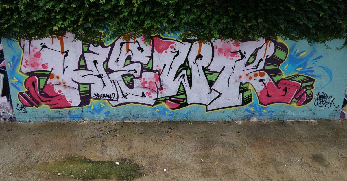 Street Art : Graffitis & Fresques Murale 08330 Premia de Mar  (Catalyuna)