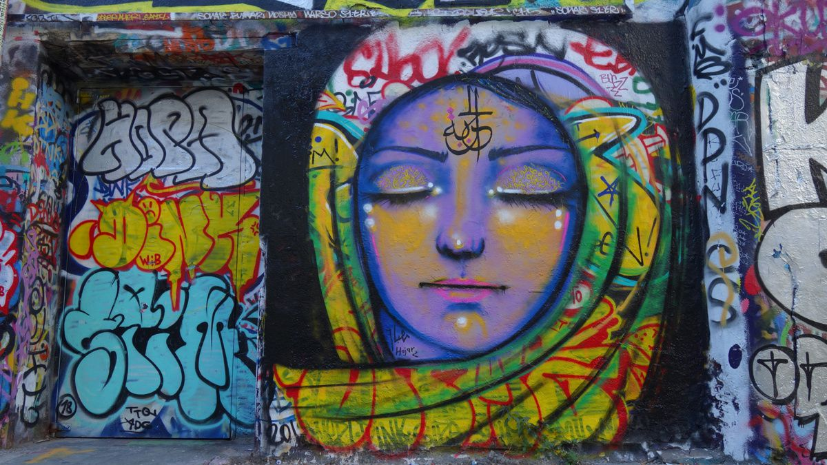 Street Art : Graffitis & Fresques Murale 75013 Paris