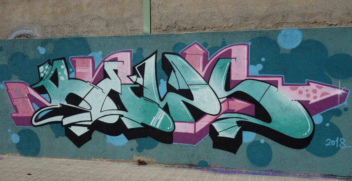 Album - Graffitis Espagne Tom 005