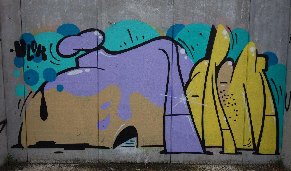 Street Art : Graffitis & Fresques Murales Catalunya