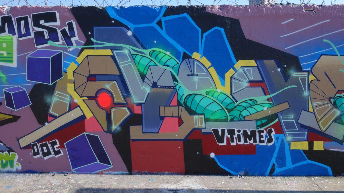 Album - Graffitis Paris Tom 069