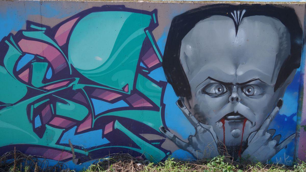 Album - Graffitis Espagne Tom 007