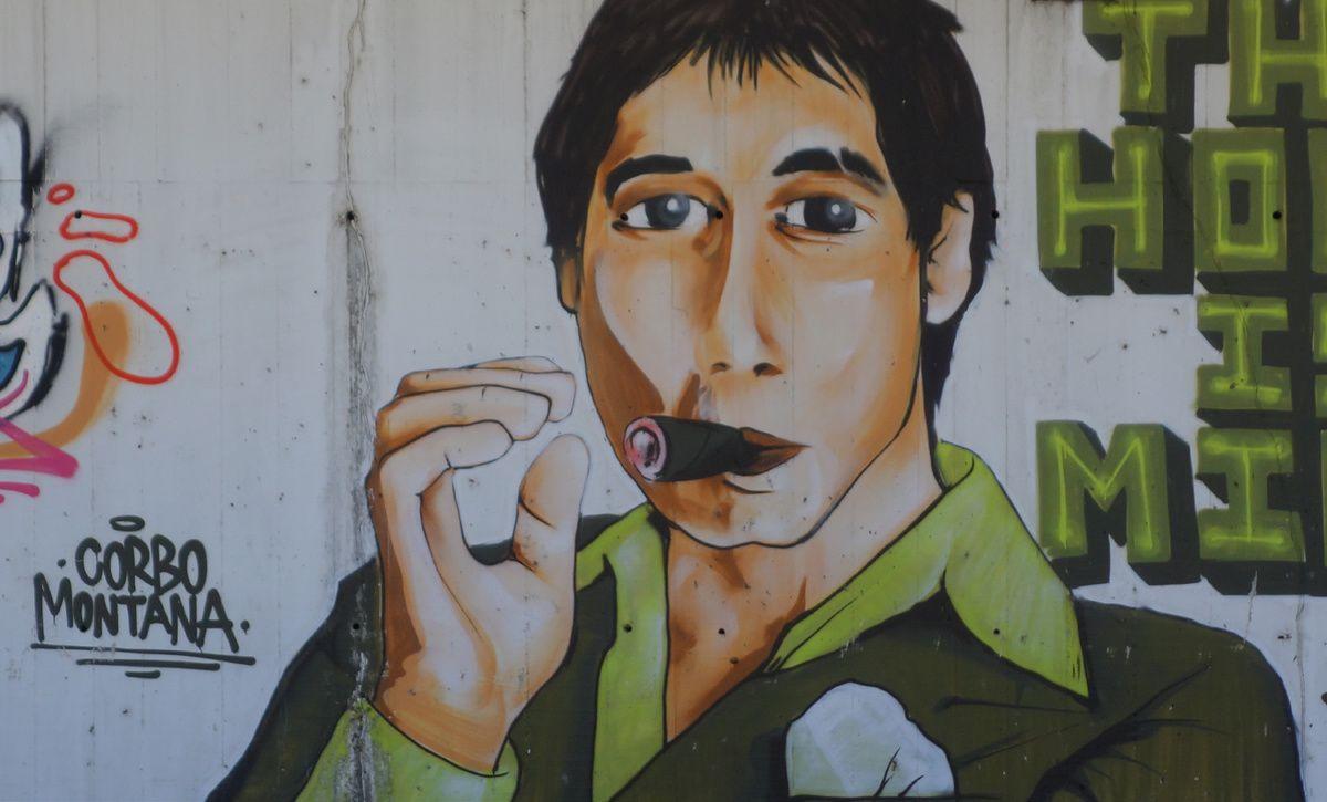 Street Art : Graffitis & Fresques Murales 33522 Talence