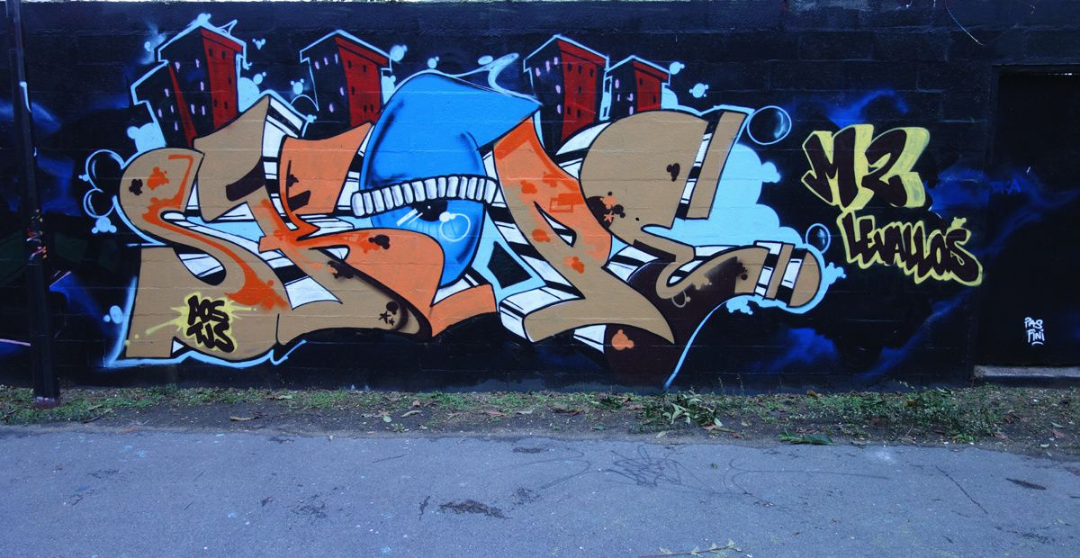 Album - Graffitis Dept 92 Tom 019