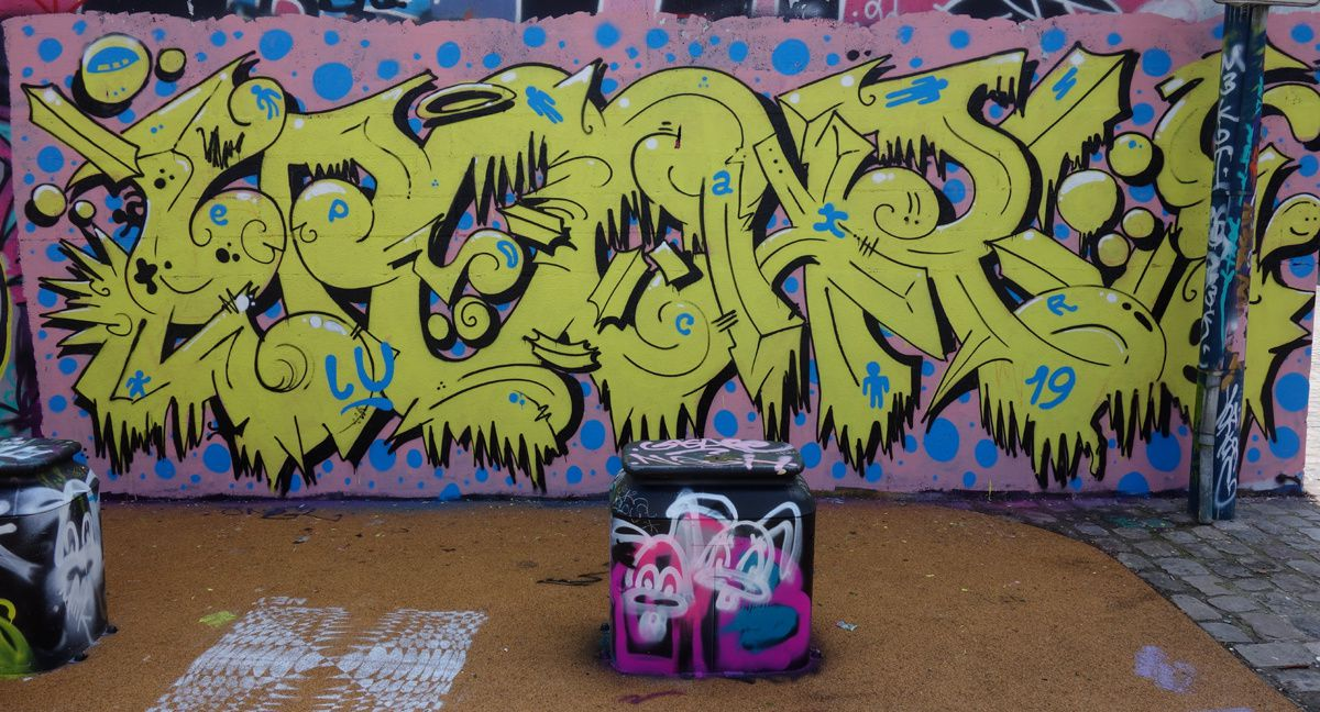 Album - Graffitis Dept 93 Tom 055