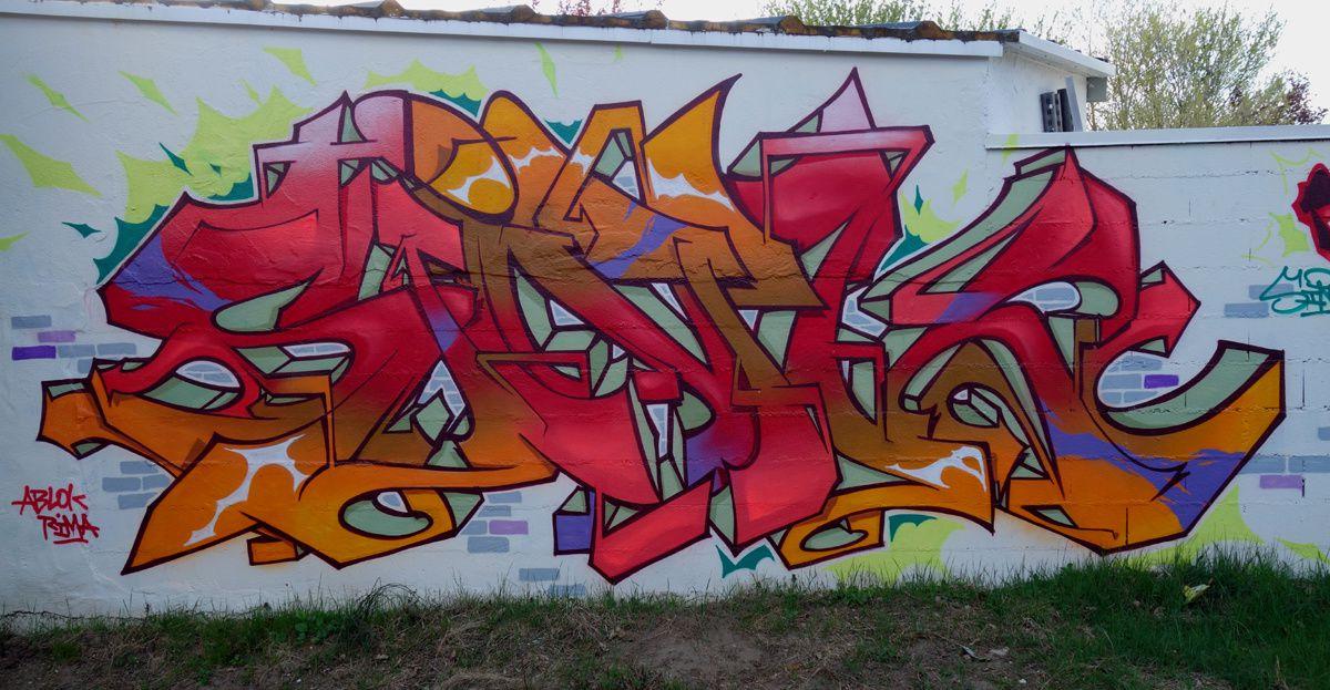 Album - Graffitis Dept 91 Tom 027