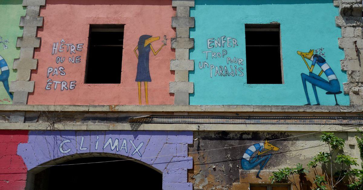 Album - Graffitis Caserne Niel Bordeaux Tom 010