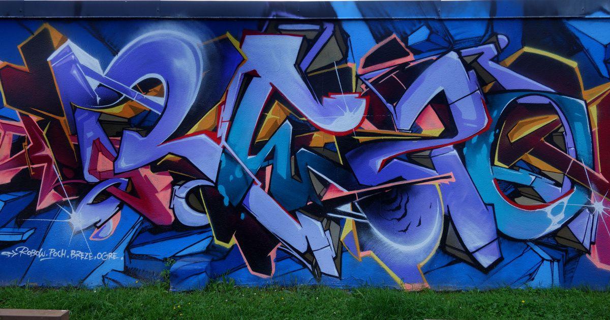 Album - Graffitis Dept 19 Tom 001