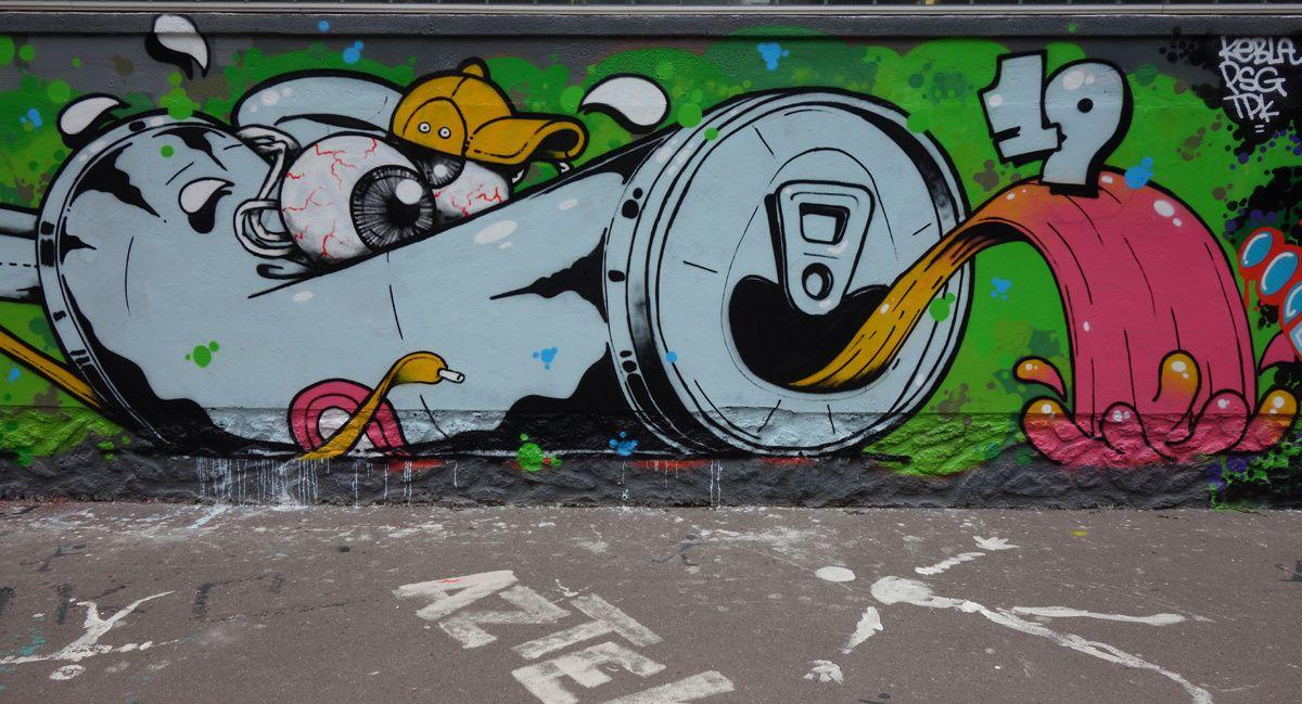 Album - Graffitis Paris Tom 071