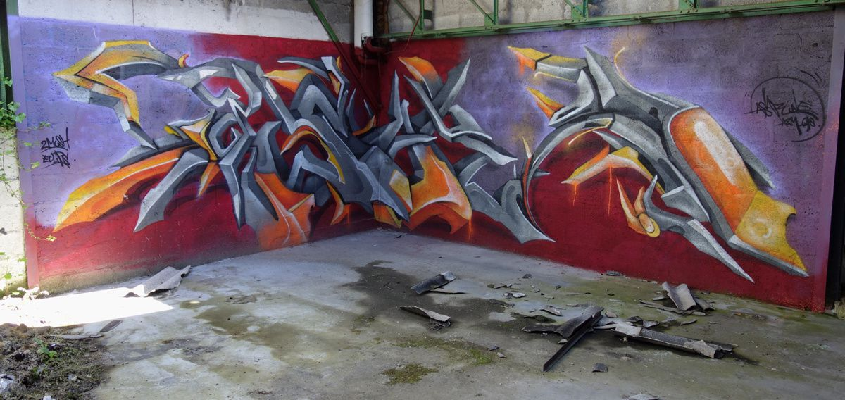 Album - Graffitis Dept 16 Tom 002