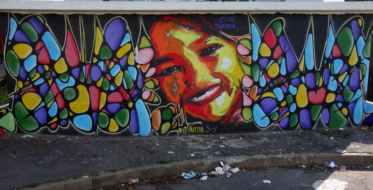 Street Art : Graffitis & Fresques Murales 94200 Bonneuil sur marne