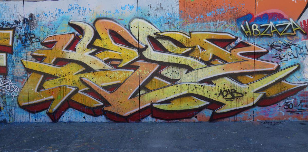 Album - Graffitis Dept 34 Tom 003