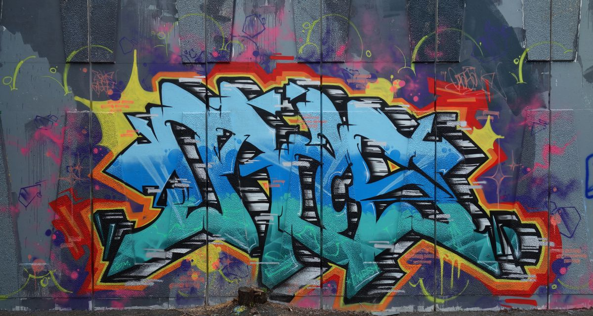 Album - Graffitis Dept 24 Tom 001
