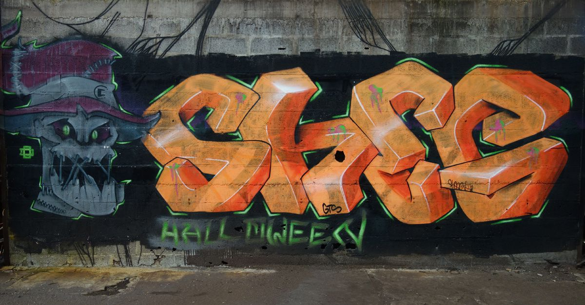 Album - Graffitis Dept 27 Tom 003