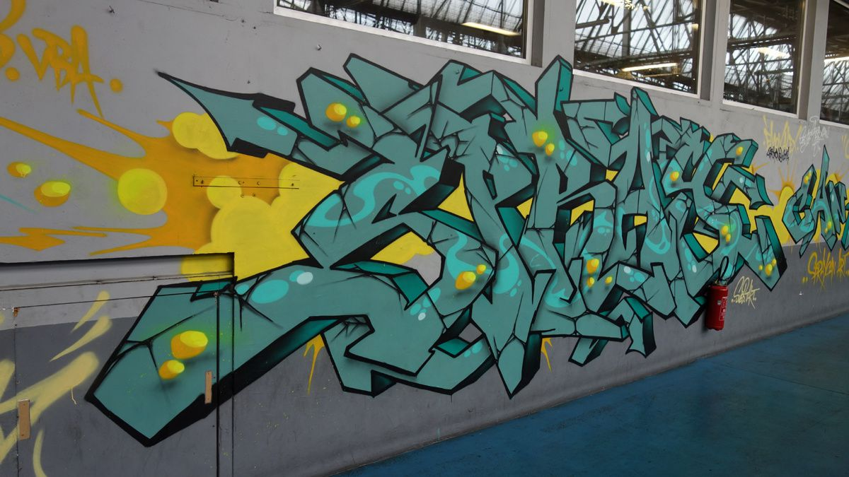 Album - Graffitis Dept 94 Tom 008