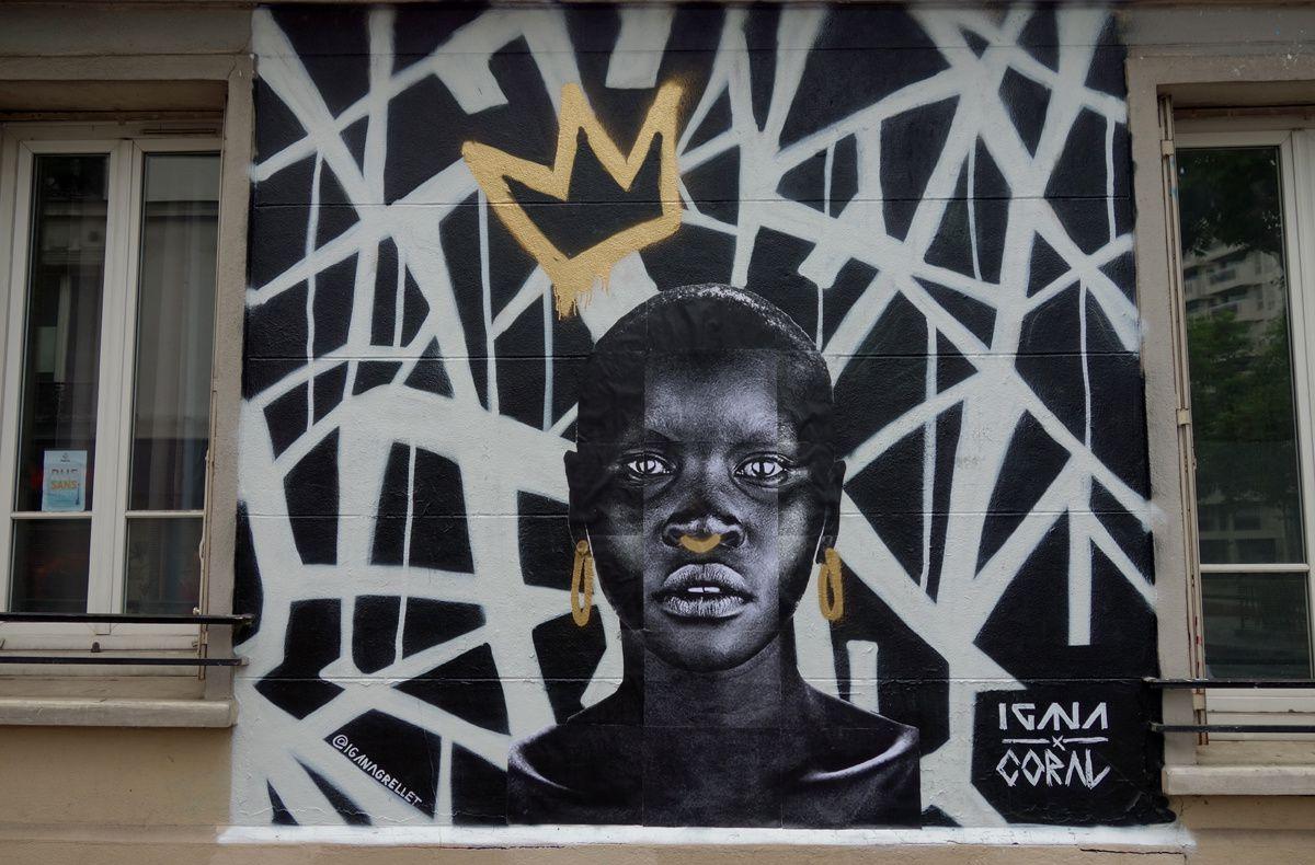 Street Art : Graffitis & Fresques Murales 75010 Paris