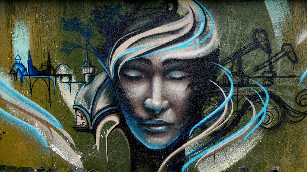 Street Art : Graffitis & Fresques Murales 59447 Onnaing