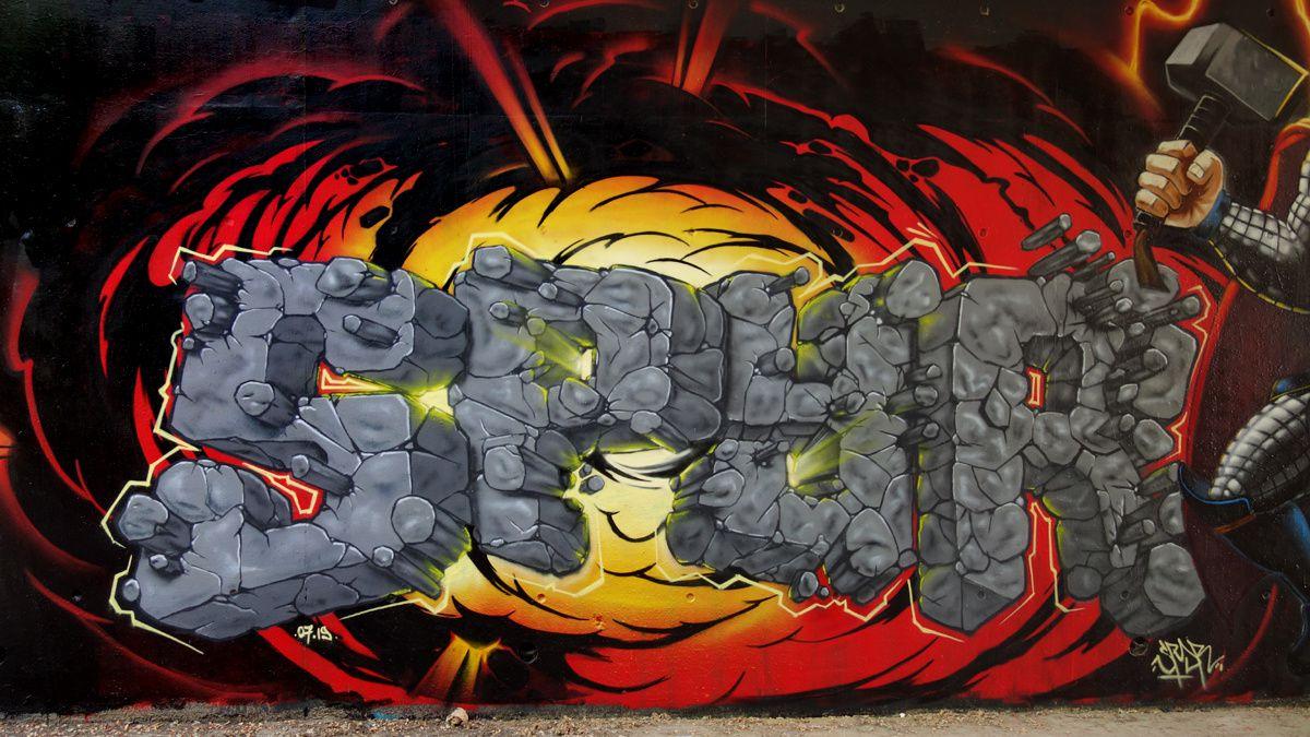 Album - Graffitis Dept 91 Tom 028