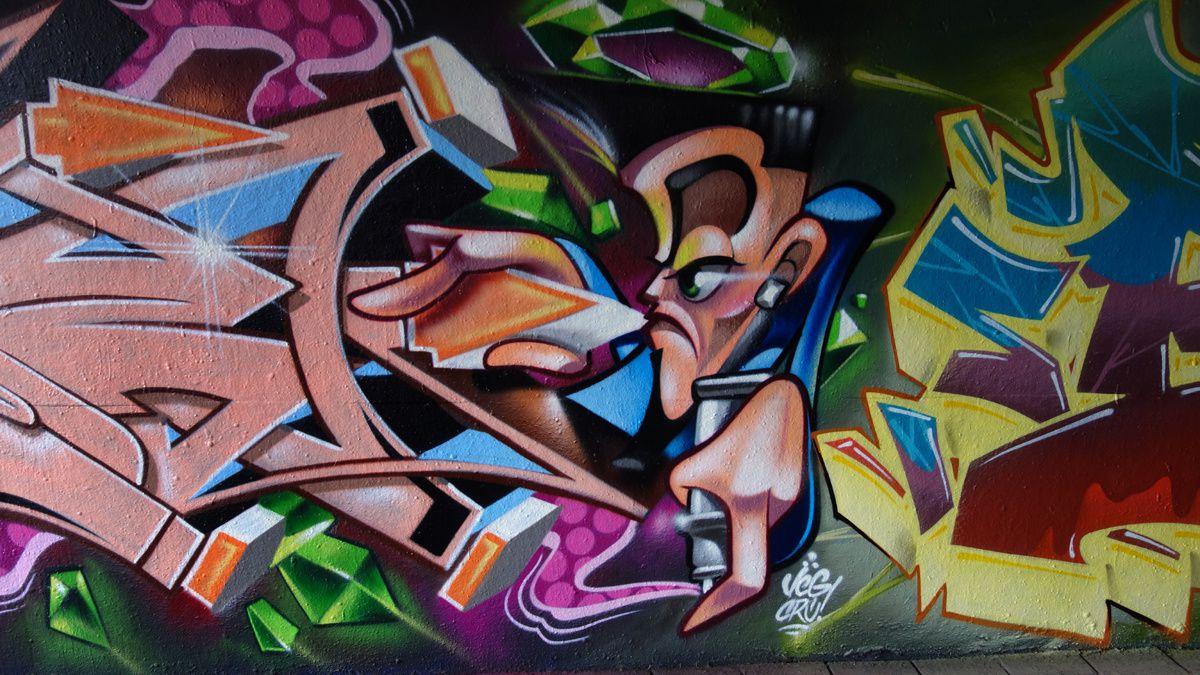 Album - Graffitis Pays Bas Tom 004