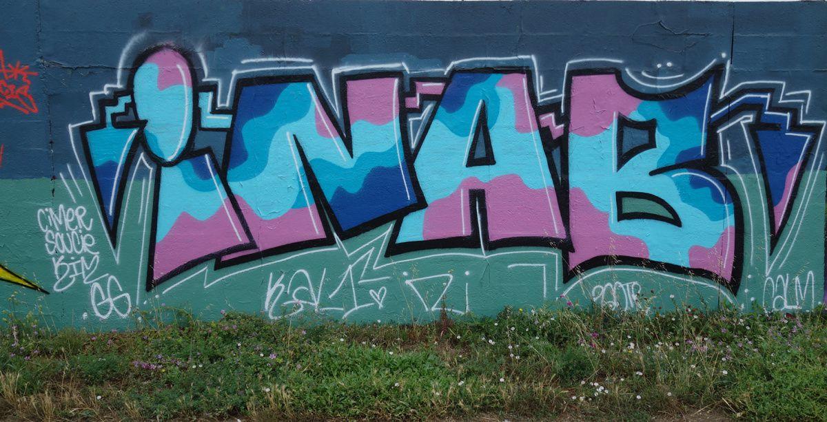 Street Art : Graffitis & Fresques Murales 17028 Aytré