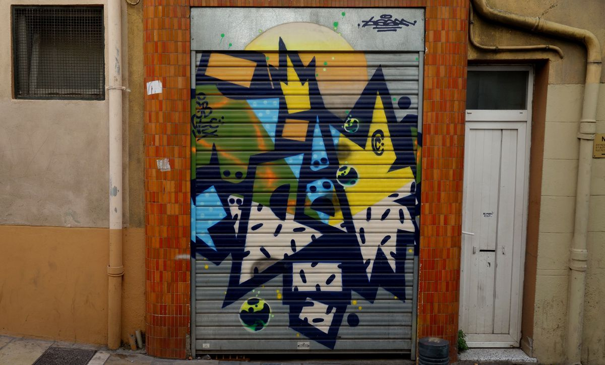 Album - Graffitis Dept 66 Tom 001