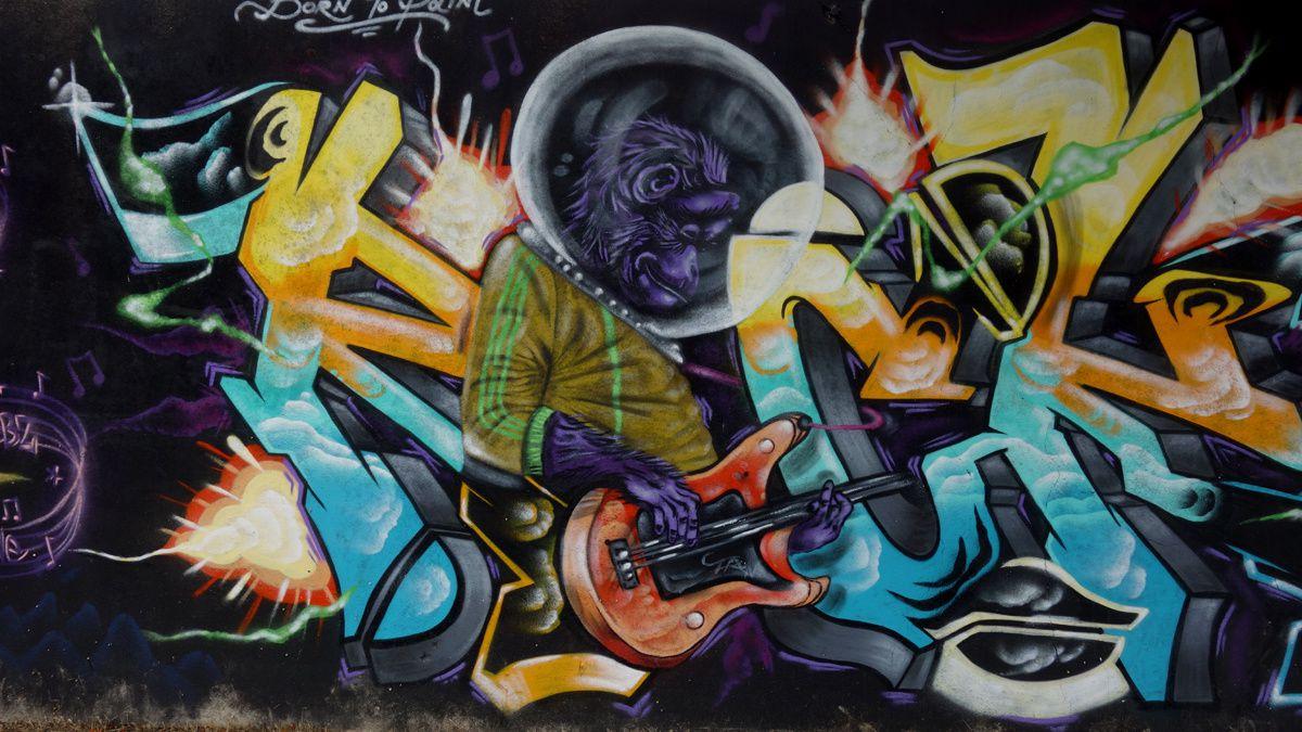 Album - Graffitis Dept 17 Tom 007