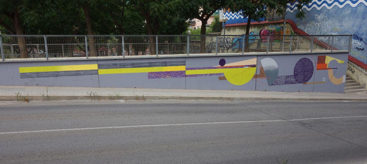 Album - Graffitis Espagne Tom 008