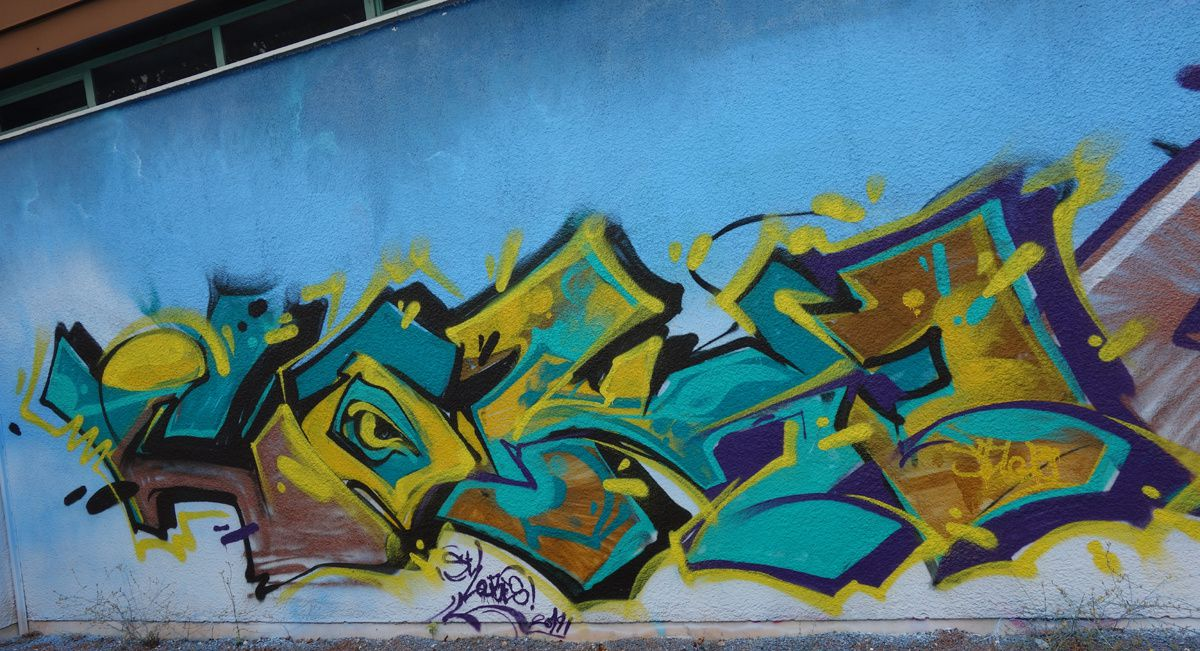 Album - Graffitis Dept 33 Tom 003