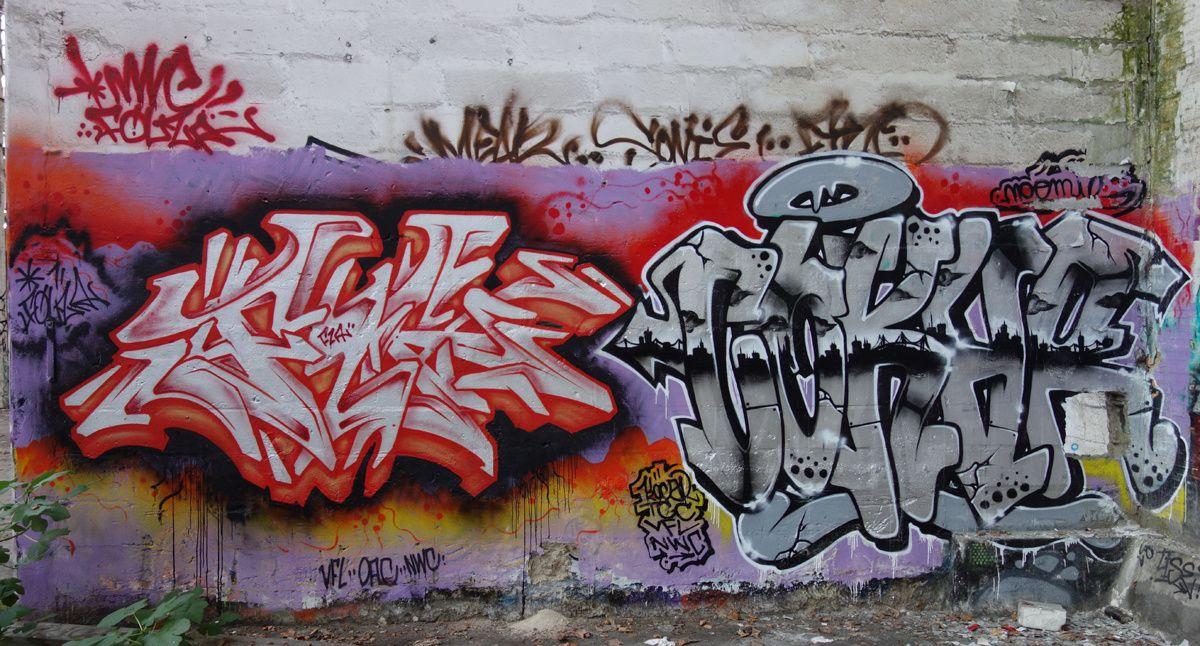 Street Art : Graffitis & Fresques Murales Département Gironde (33)