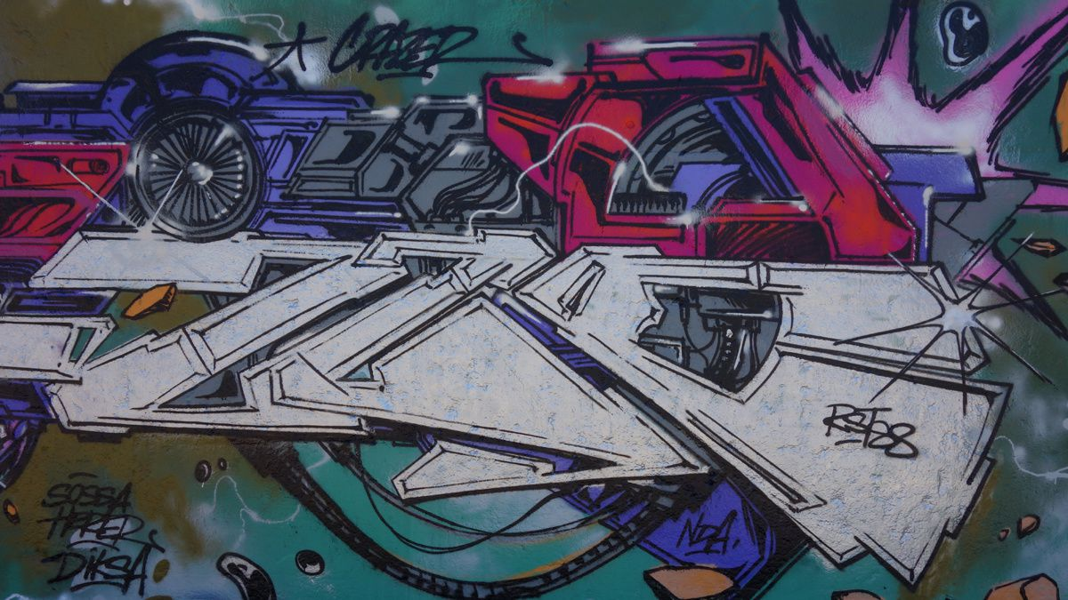 Album - Graffitis Paris Tom 072