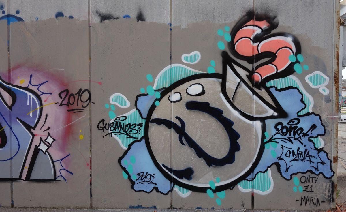 Street Art : Graffitis & Fresques Murales Région Catalunya (Espagne)