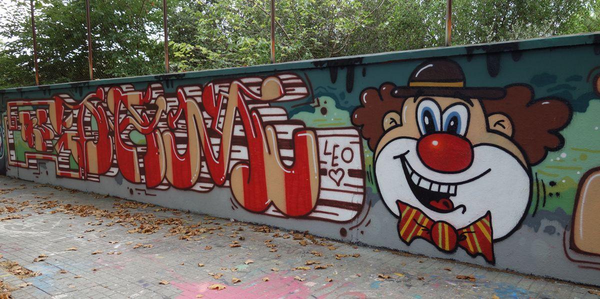 Album - Graffitis Espagne Tom 010