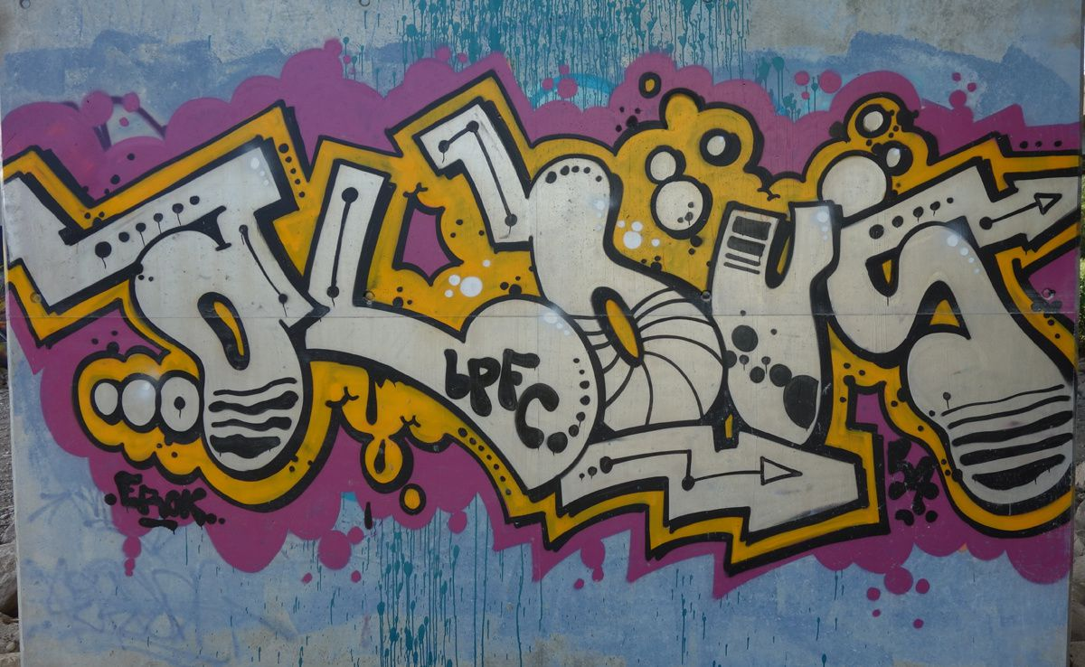 Album - Graffitis Dept 01 001
