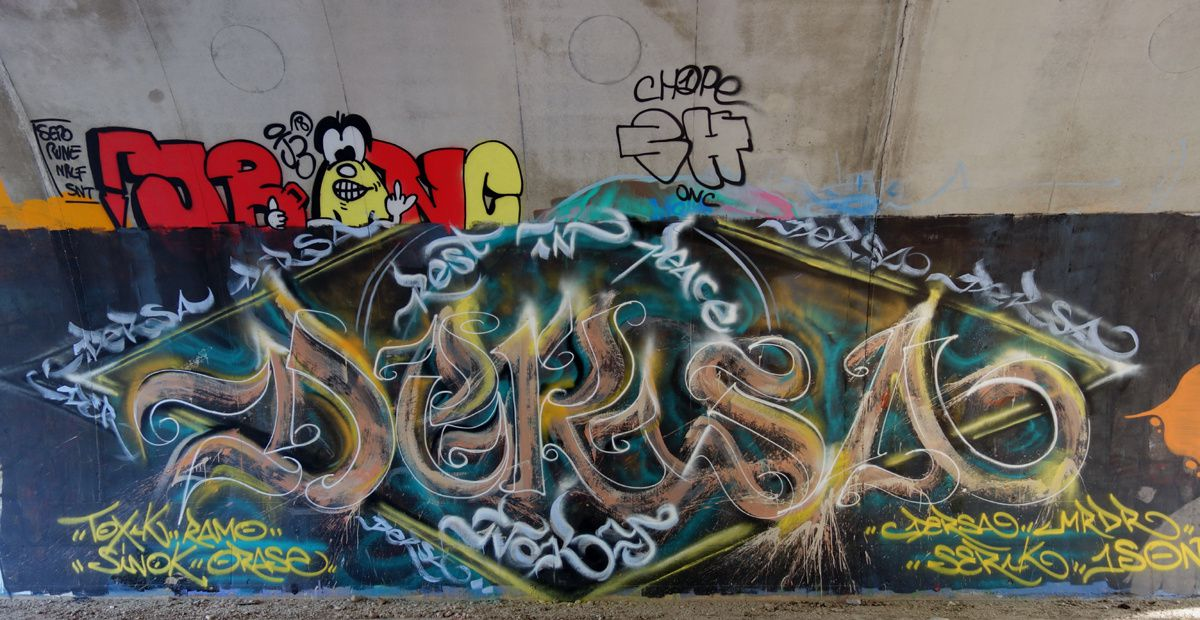 Album - Graffitis Dept 07  001