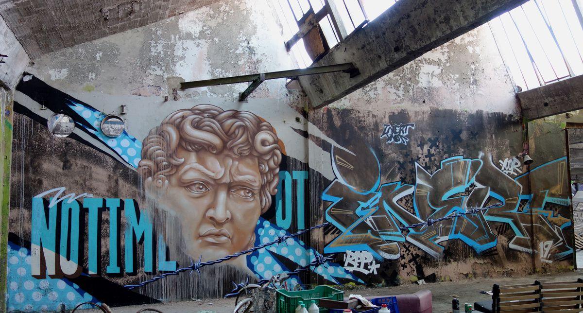 Album - Graffitis Dept 69 Tom 001