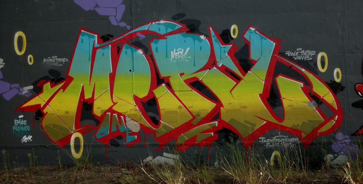 Street Art : Graffitis & Fresques Murales 38423 Saint Martin le Vinoux