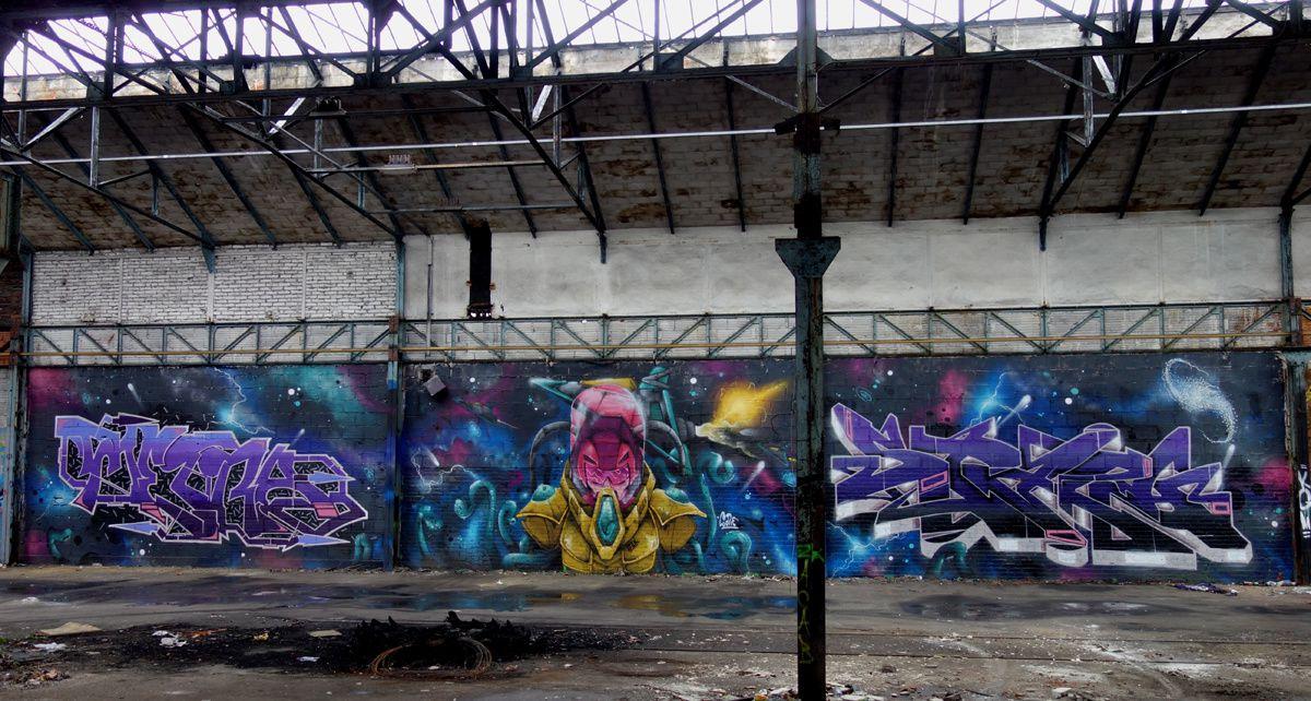 Album - Graffitis Dept 42  001