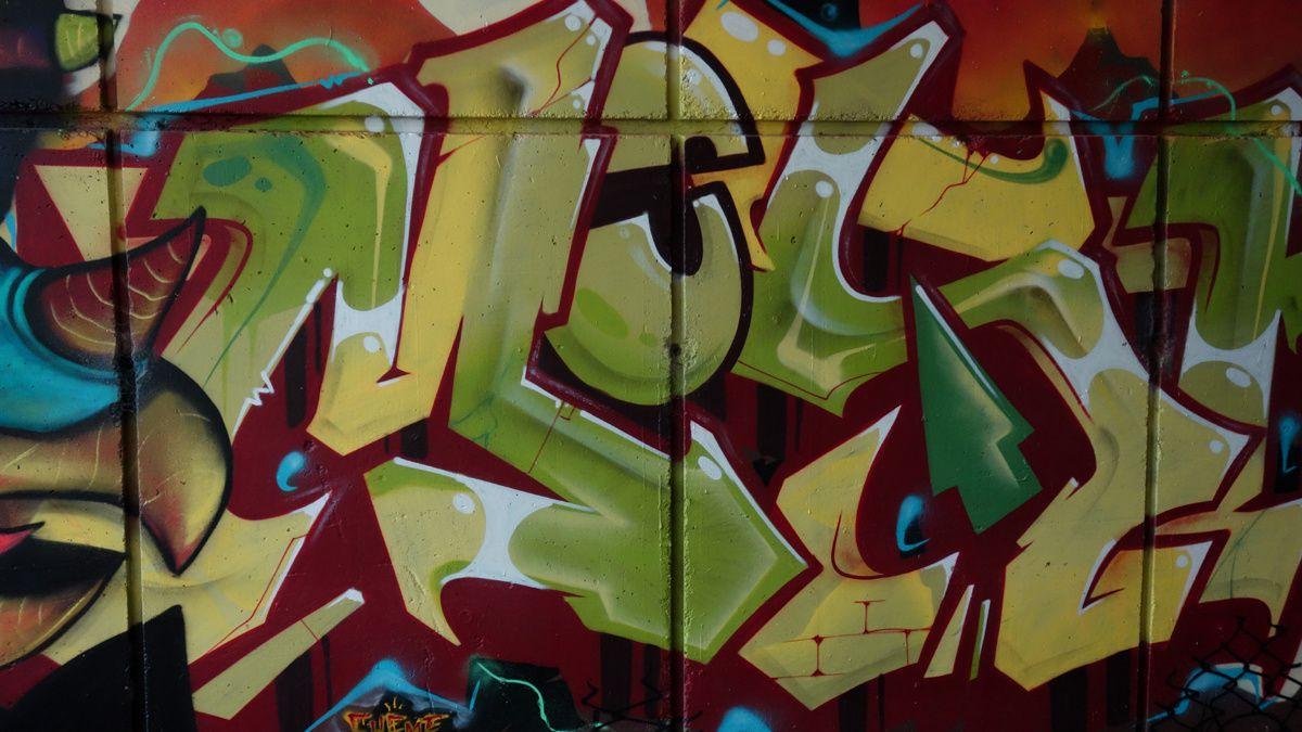 Street Art : Graffitis & Fresques Murales 42237 Saint Jean Bonnefonds