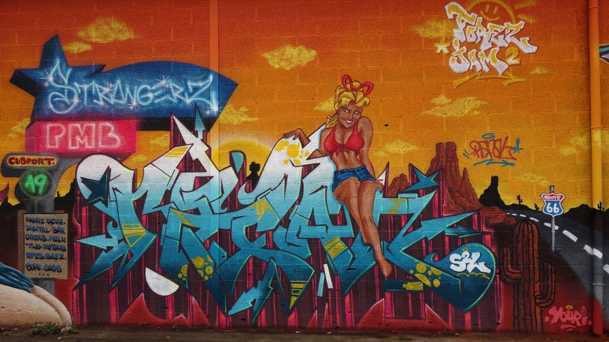 Album - Graffitis Dept 42  002