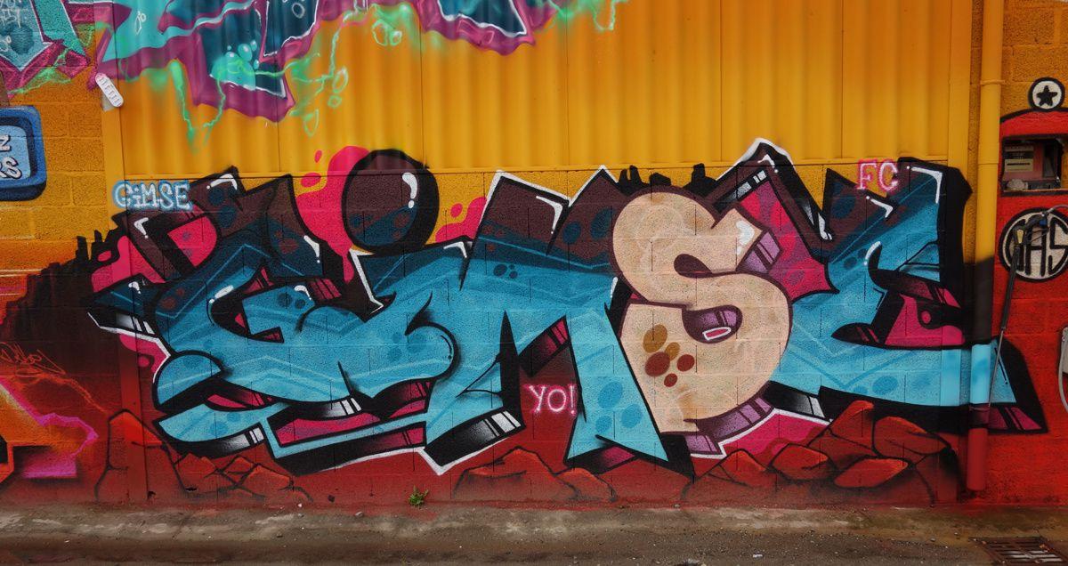 Street Art : Graffitis & Fresques Murales 42075 Craintilleux