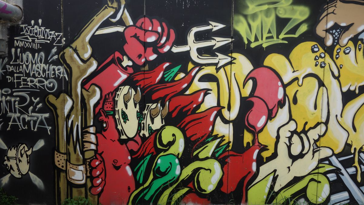 Album - Graffitis Italie Tom 007