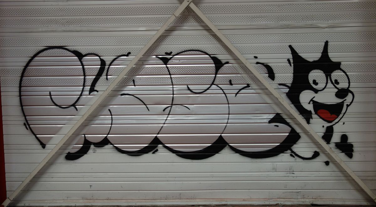 Album - Graffitis Dept 74  Tom 001
