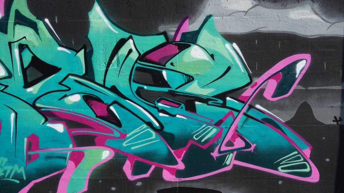 Street Art : Graffitis & Fresques Murales 6512 Giubiasco(Tessin Suisse)