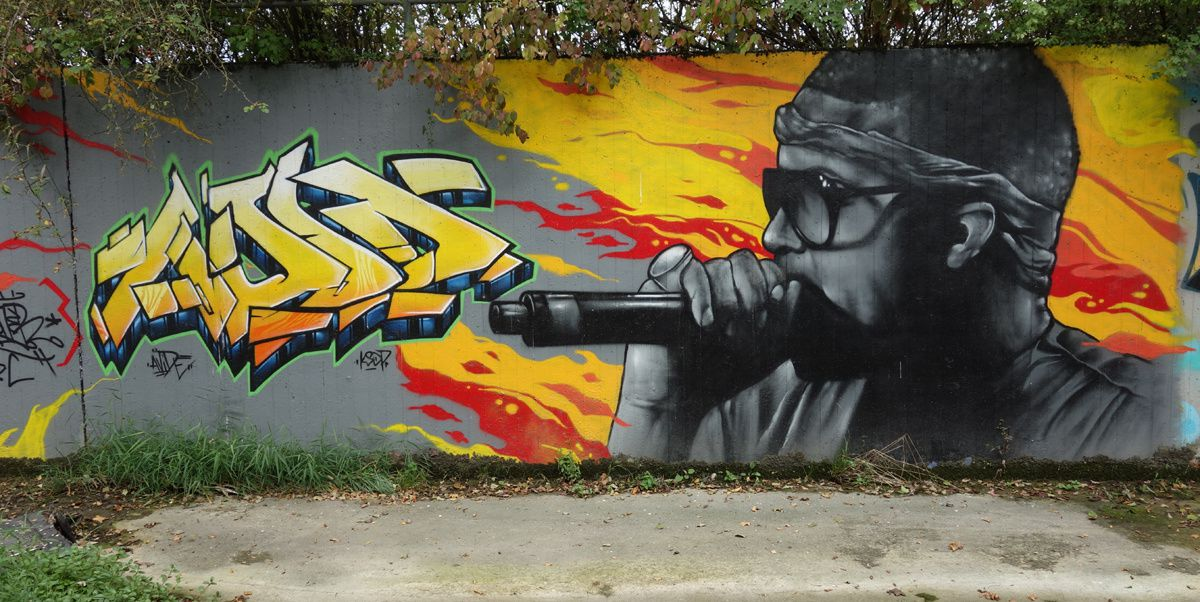 Album - Graffitis Suisse Tom 002