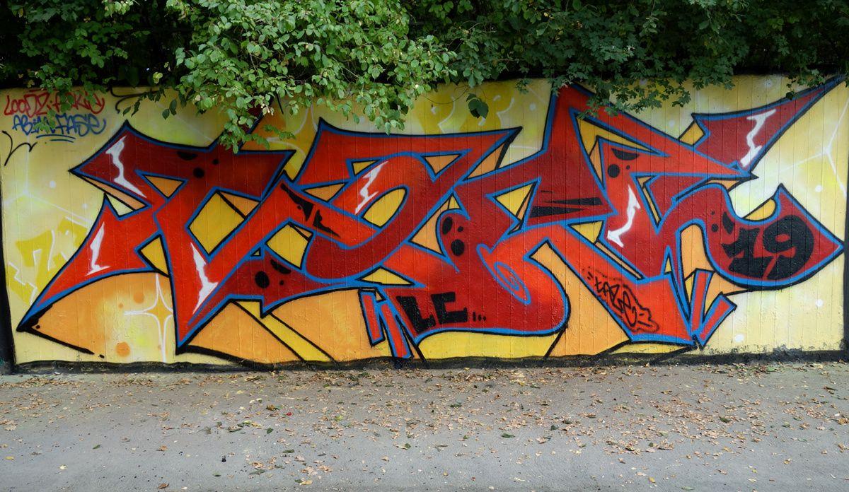 Street Art : Graffitis & Fresques Murales 1217 Meyrin ( Suisse )