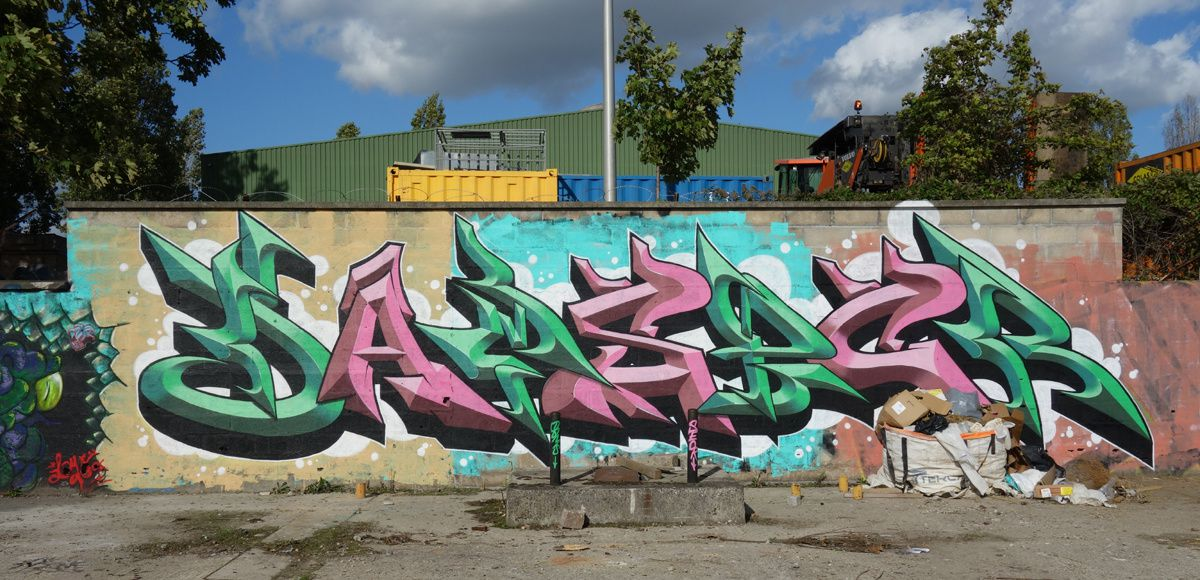 Album - Graffitis Dept 92 Tom 020
