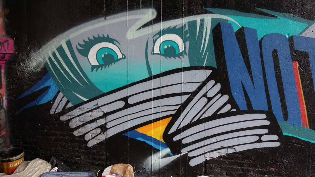 Street Art : Graffitis & Fresques Murales 20127 Milano ( Italy )