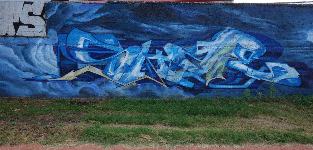 Street Art : Graffitis & Fresques Murales 69091 Givors