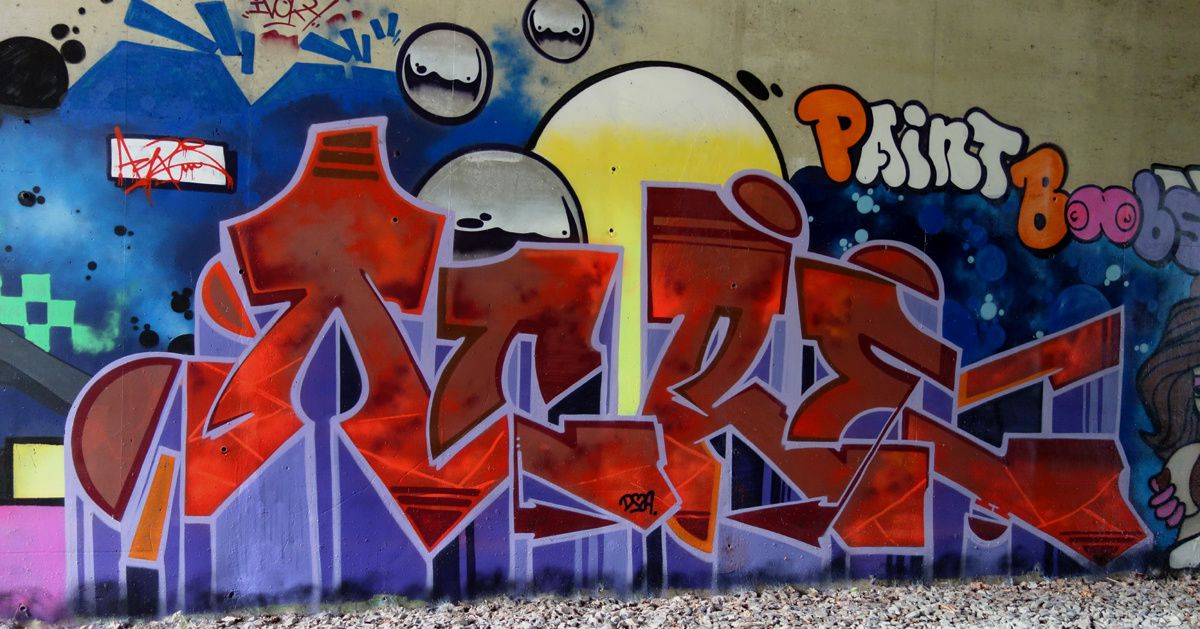 Album - Graffitis Dept 38  001